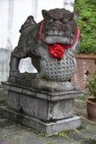 León de la estatua Fotografía de archivo