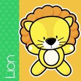 León del bebé Fotografía de archivo libre de regalías