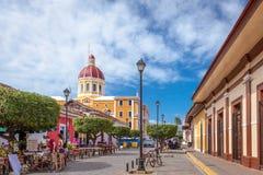 León, Nicaragua foto de archivo libre de regalías