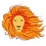 León salvaje stock de ilustración