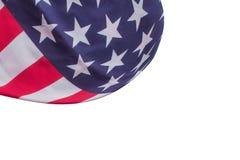 le 4ème fond de drapeau américain pour des idées de conception moderne libèrent le fond Images stock