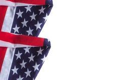 le 4ème fond de drapeau américain pour des idées de conception moderne libèrent le fond Image stock