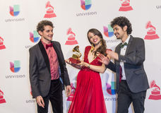 Le 16ème Grammy Awards latin annuel Photographie stock