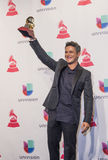 Le 16ème Grammy Awards latin annuel Images stock