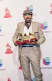 Le 16ème Grammy Awards latin annuel Photos libres de droits