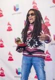 Le 16ème Grammy Awards latin annuel Images libres de droits