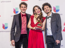 Le 16ème Grammy Awards latin annuel Images stock