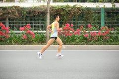 Le 2ème marathonien international Image libre de droits