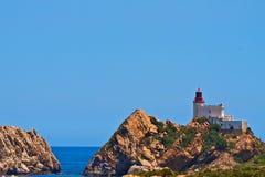Le грандиозный phare Стоковые Изображения RF