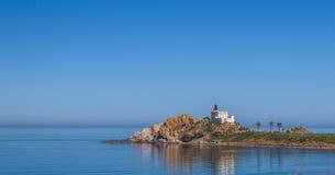 Le грандиозный phare Стоковое фото RF
