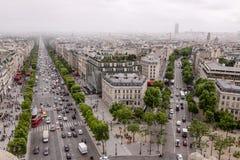 Le Париж Стоковое Фото
