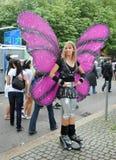 Le 19ème défilé de rue à Zurich, 14 août 2010 Photos stock