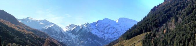 Le alpi Fotografie Stock Libere da Diritti
