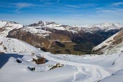 Le alpi in Austria Immagini Stock Libere da Diritti