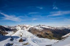 Le alpi in Austria Fotografie Stock