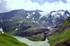 Le alpi austriache Fotografia Stock