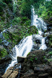 Le alte cascate precipitano a cascata Krok I Dok nella foresta Tailandia Immagini Stock Libere da Diritti