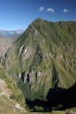 Le Ande da Machu Picchu Fotografia Stock Libera da Diritti