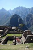 Le Ande da Machu Picchu Immagini Stock