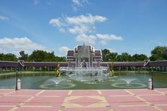 Le arti di sostegno ed il centro internazionale dei mestieri della Tailandia (SACICT) Fotografia Stock