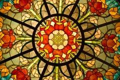 Le arti sulla lastra di vetro, Fotografia Stock