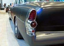 Le automobili classiche appoggiano l'indicatore luminoso Fotografie Stock
