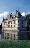 Le azay Rideau Zdjęcia Royalty Free