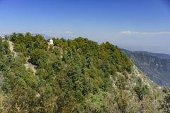 Le bâti célèbre Wilson Observatory image stock