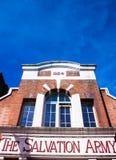 Le bâtiment d'armée du salut à Londres images stock