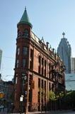Le bâtiment d'esplanade à Toronto, Canada Images stock