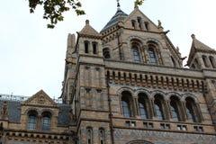 Le bâtiment d'héritage de Londres Le Royaume-Uni images libres de droits