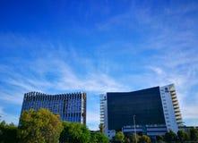 Le bâtiment de l'université de l'Australie du sud est une université publique de recherches dans l'état australien d'Australie du photos stock