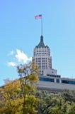 Le bâtiment de la vie de tour Photo libre de droits