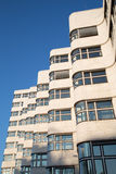 Le bâtiment de Shell Haus aka Gasag est un chef d'oeuvre architectural moderniste classique conçu par Emil Fahrenkamp en 1932 photos libres de droits