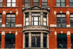 Le bâtiment de siècle à la 17ème rue 33 est entre les sud de Park Avenue et le Broadway sur Union Square à Manhattan, New York Ci image stock