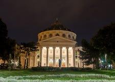 Le bâtiment néoclassique appelé image libre de droits
