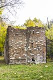 Le bâtiment le plus ancien à Belgrade sur le territoire de la forteresse de Belgrade serbia photos libres de droits
