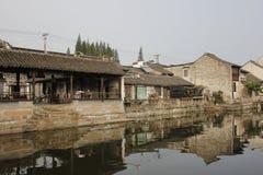 Le bâtiment traditionnel Images libres de droits