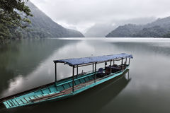 Le Ba soit lac Photographie stock libre de droits