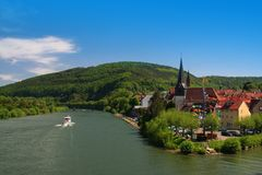 Le Bade-Wurtemberg, Allemagne Photo stock