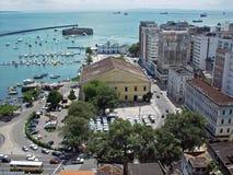 Le Bahia de Todos os Santos Photos stock