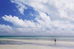 Le Bahia Honda, clés de la Floride Images libres de droits