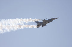 Le Bahrain Airshow international 2012, mirage 2000 Images stock
