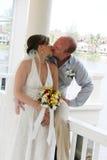 Le baiser Photo libre de droits