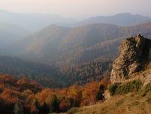 Le Balkan Image libre de droits