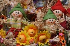 Le bambole da vendere Immagini Stock