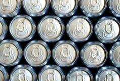 Le Banche con birra Immagini Stock