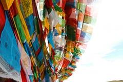 Le bandiere Immagine Stock Libera da Diritti
