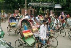 Le Bangladesh, Dhaka, Photographie stock