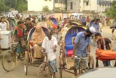 Le Bangladesh, Dhaka, Image libre de droits